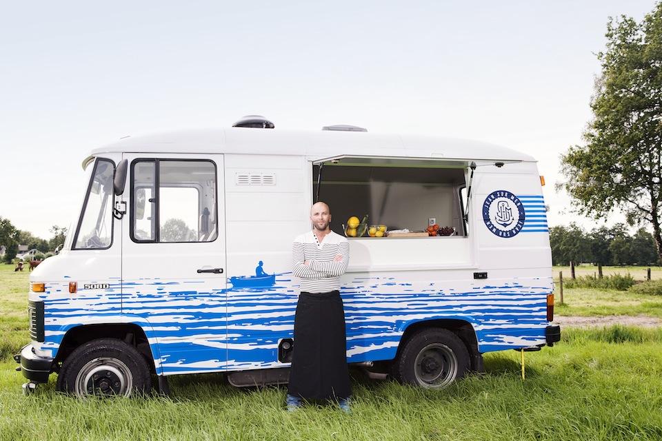 Kafé Kasserol - Gratis Food Truck Festival in Lier - Jean sur mer