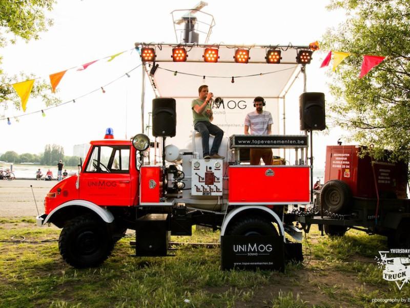 Kafe Kasseorl - Unimog Sound 5
