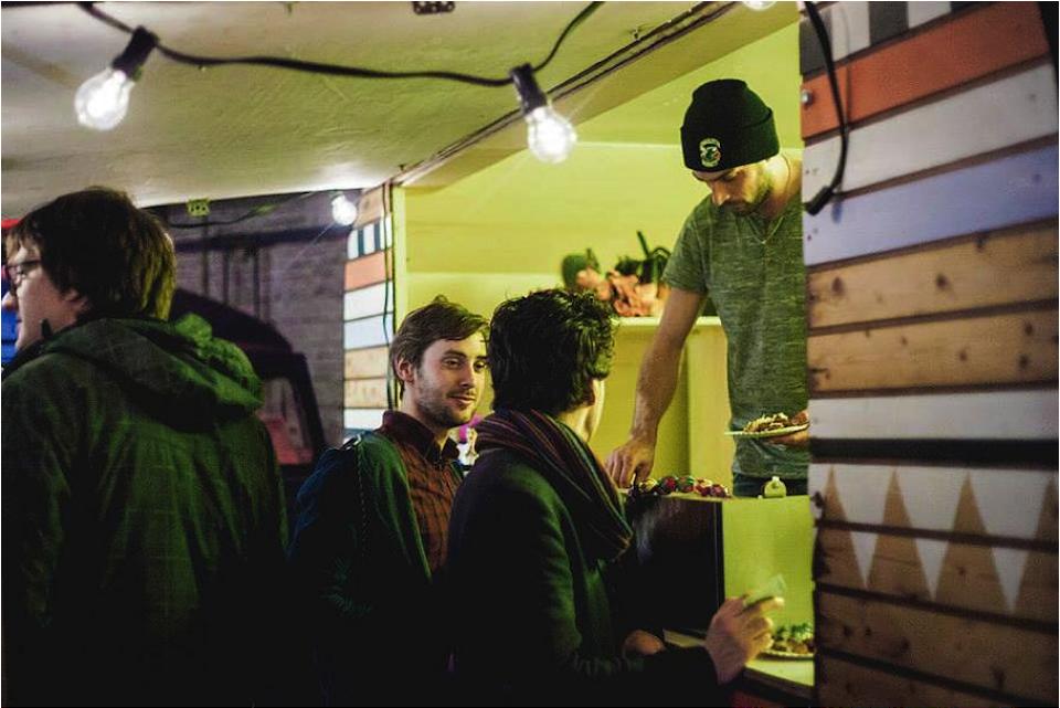 Kafé Kasserol - Gratis Food Truck Festival in Lier