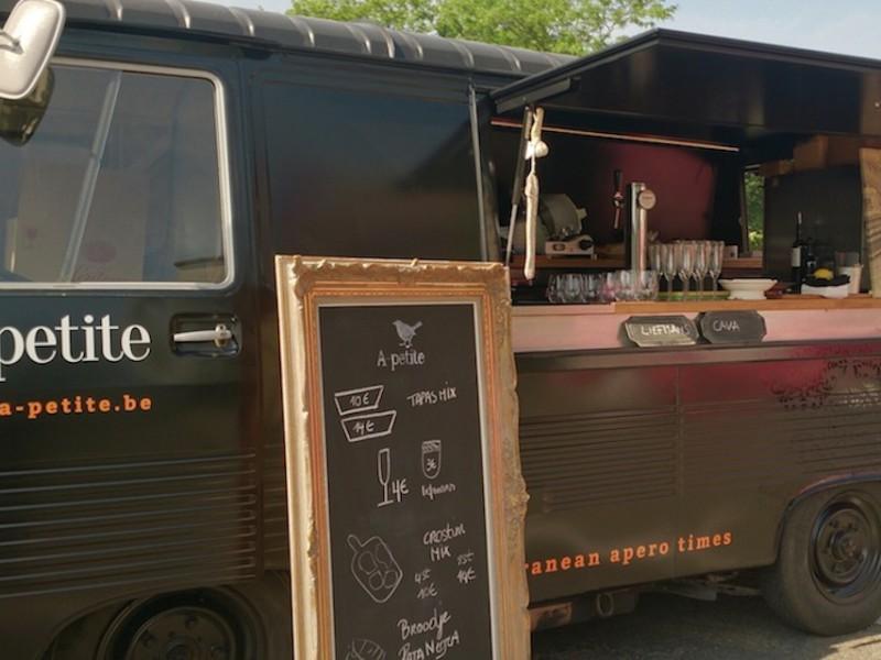 Kafé Kasserol - Gratis Food Truck Festival Lier - A-petite 2