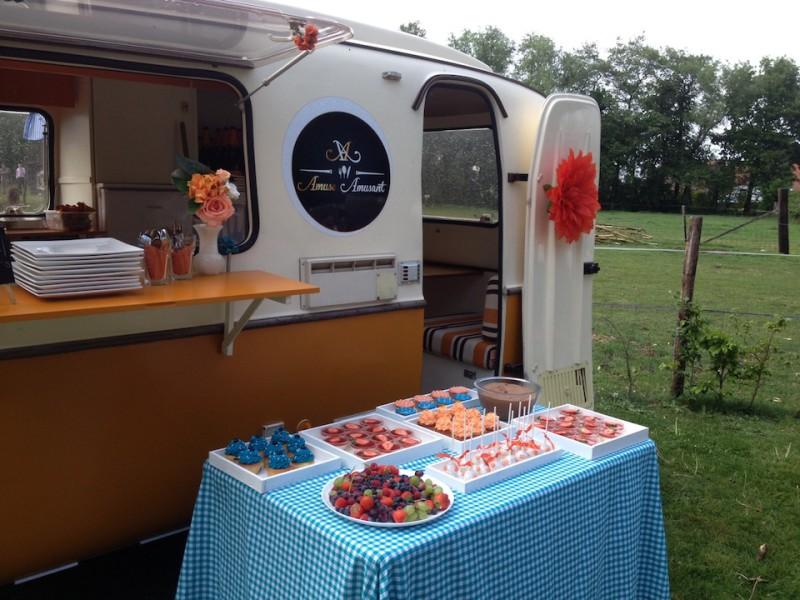 Kafé Kasserol - Gratis Food Truck Festival in Lier - Amuse Amusant