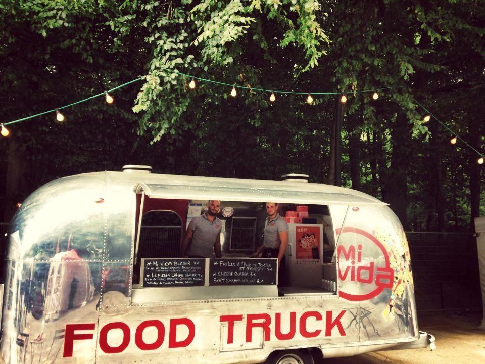 Kafé Kasserol - Gratis Food Truck Festival in Lier - Mi Vida
