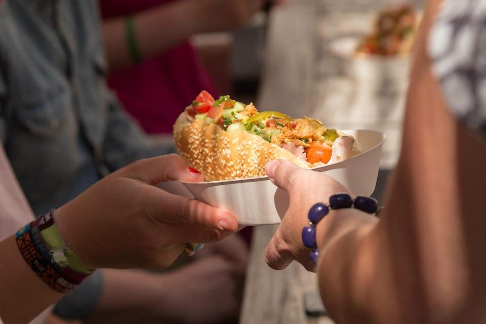 Kafé Kasserol - Gratis Food Truck Festival in Lier - Nømads