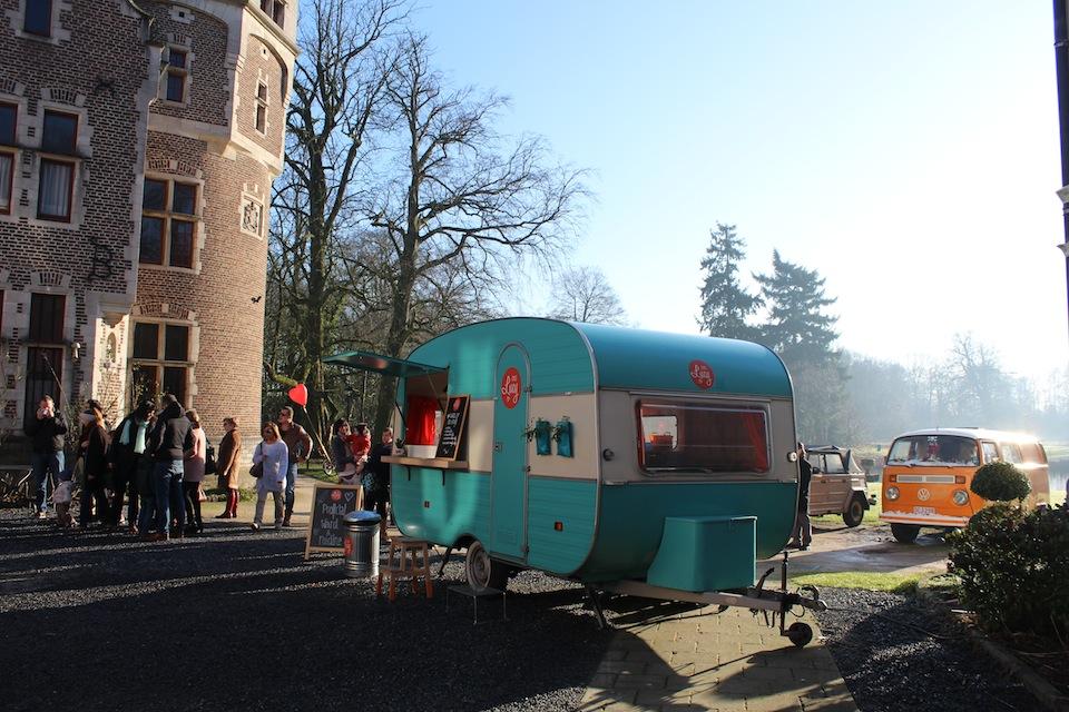 Kafé Kasserol - Gratis Food Truck Festival in Lier - Ons Lucy