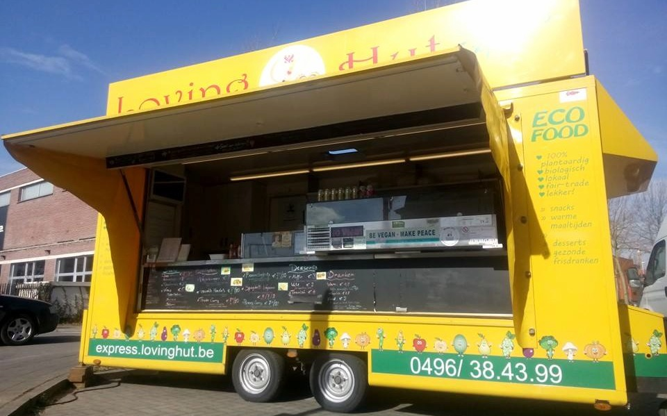 Kafé Kasserol - Gratis Food Truck Festival in Lier - Viva Vega