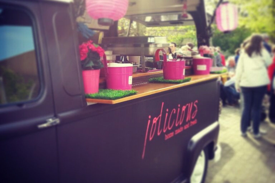 Kafé Kasserol - Gratis Food Truck Festival in Lier - Jolicious