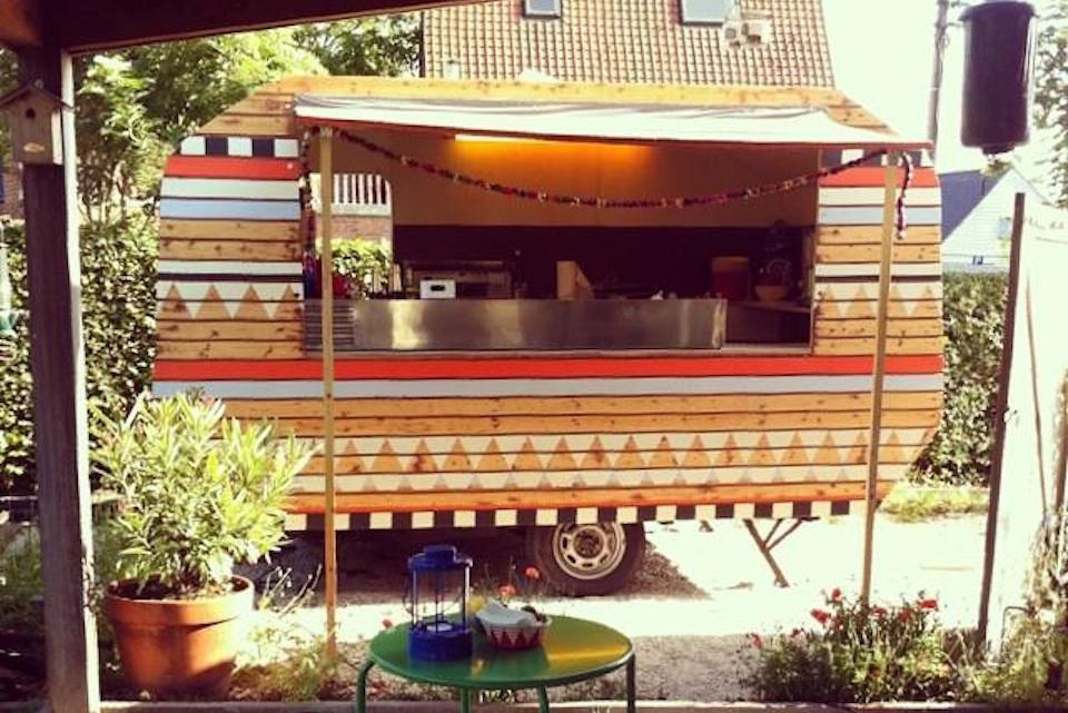 Kafé Kasserol - Gratis Food Truck Festival in Lier - Monba