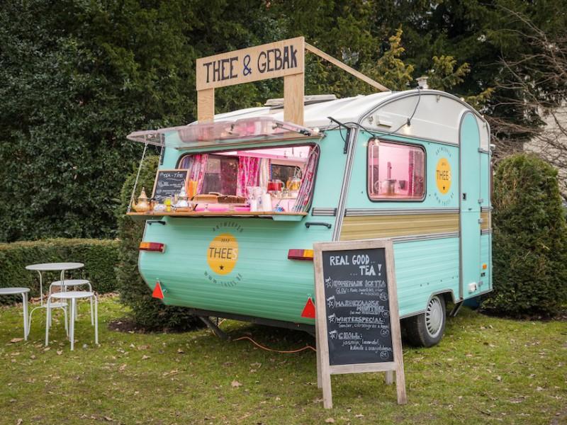 Kafé Kasserol - Gratis Food Truck Festival in Lier - Thees