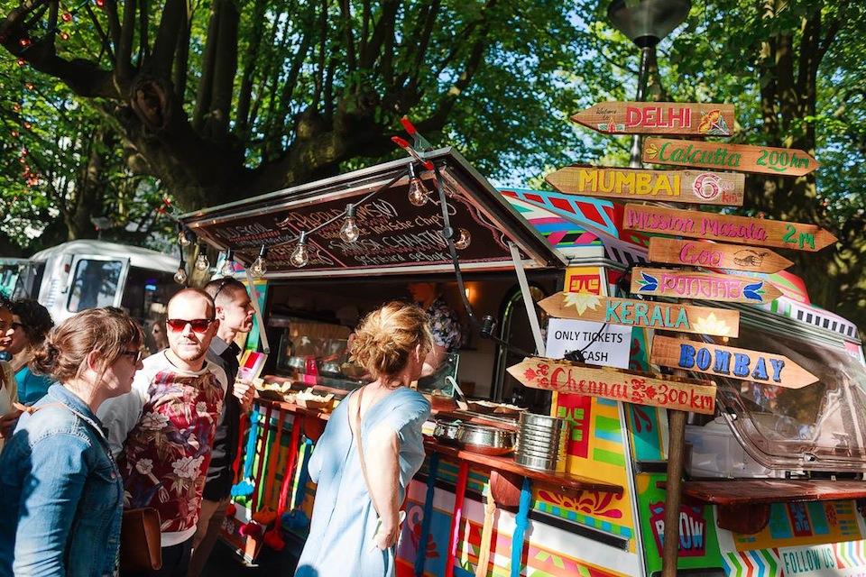 Food Truck Belgium